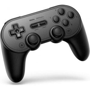 8BitDo SN30 Pro+ Black Edition gamepad PC, Nintendo Switch (6922621501008)