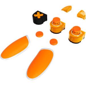 Thrustmaster ESWAP LED Orange Crystal Pack gamepad (3362934111809)